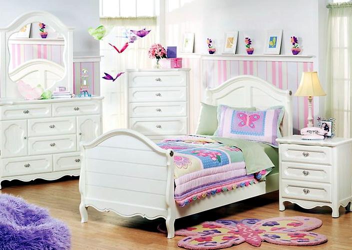 Princess Bedroom Set Rooms To Go