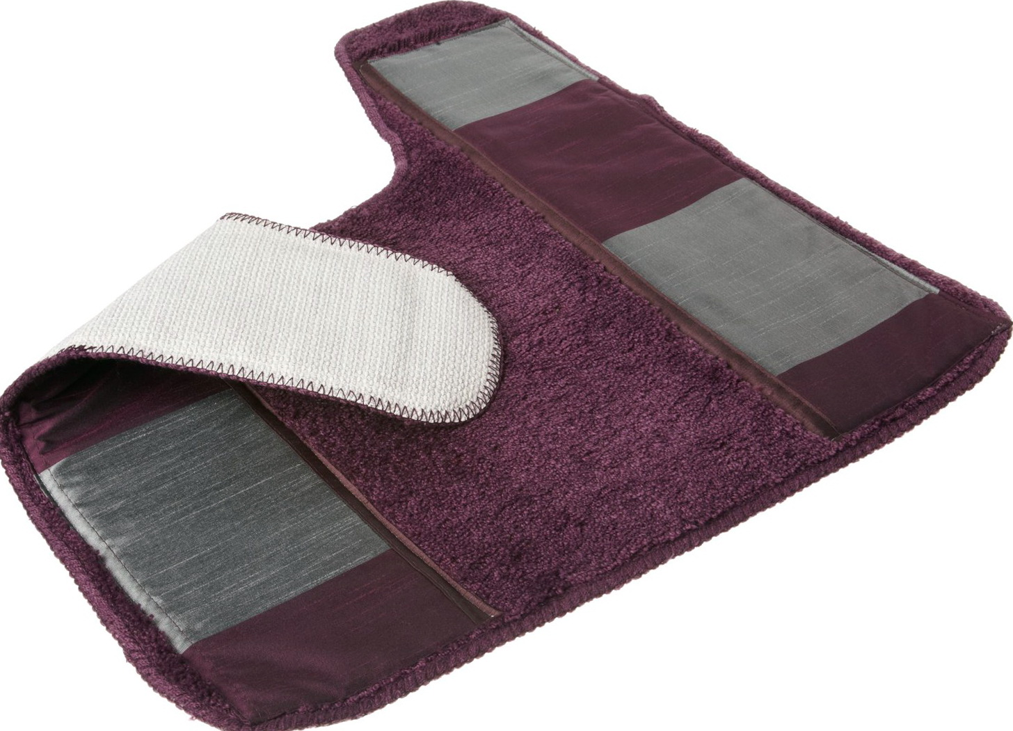 Purple Bathroom Rug Sets