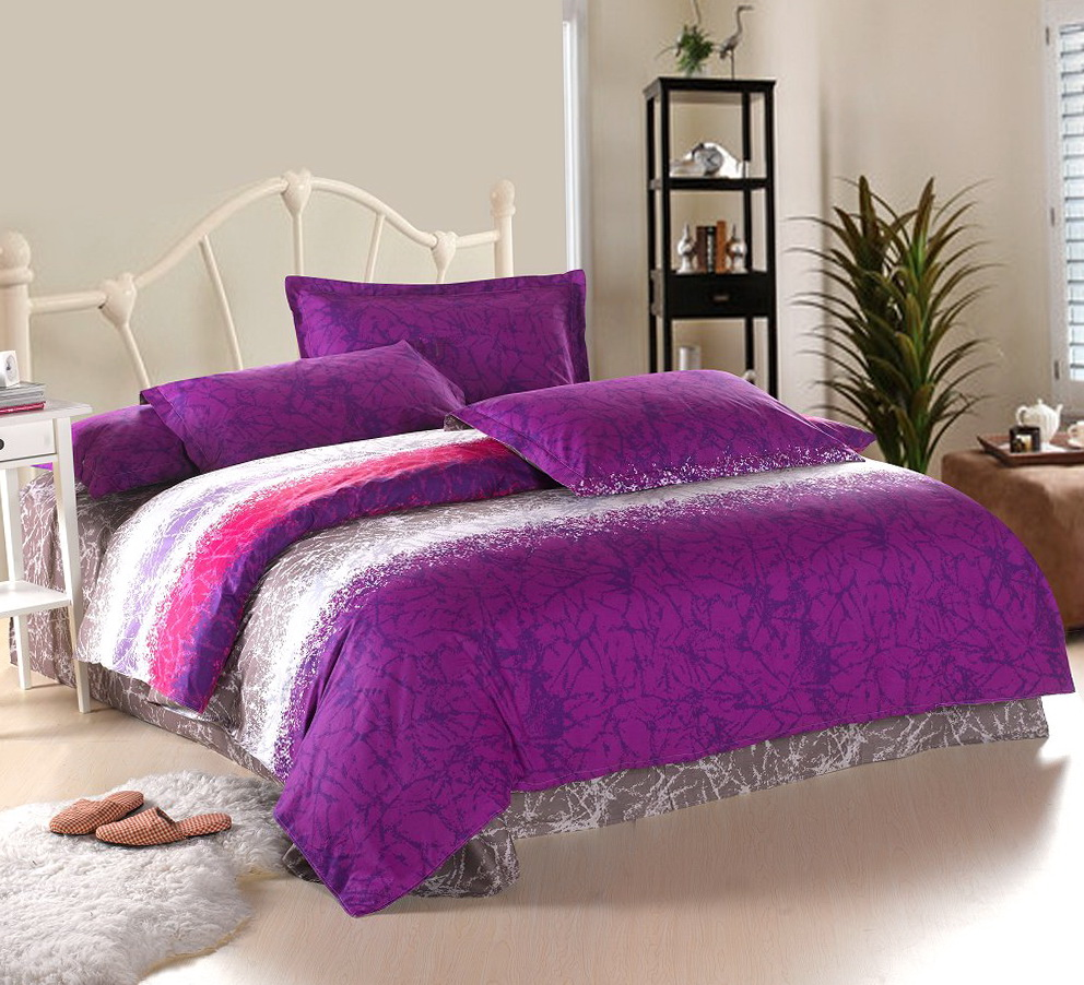 Purple Bed Sets For Girls