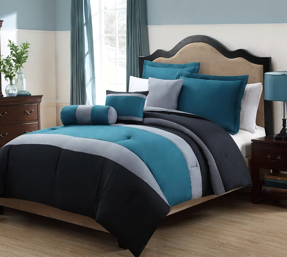 Queen Bed In A Bag Sets