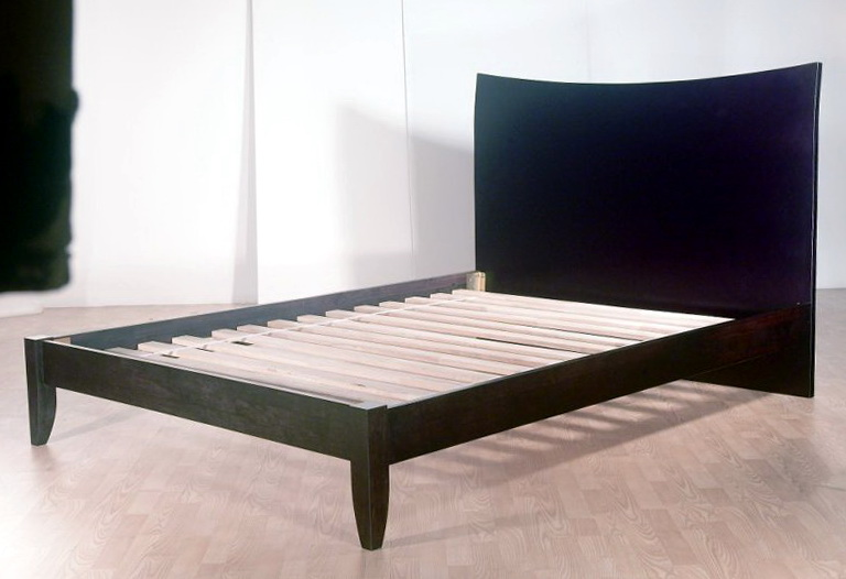 Queen Platform Bed Frame Plans1