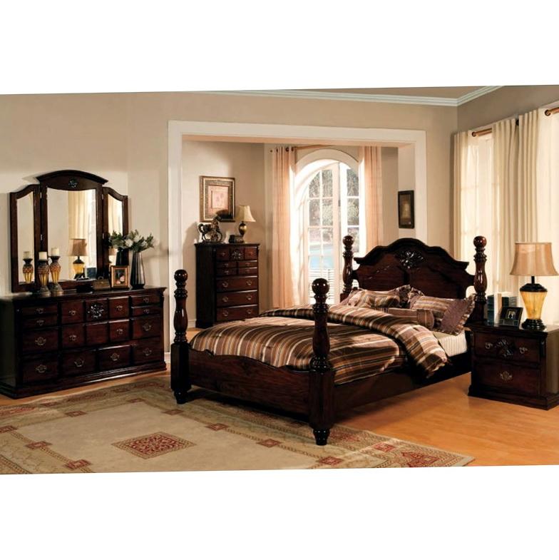 Queen Poster Bedroom Sets