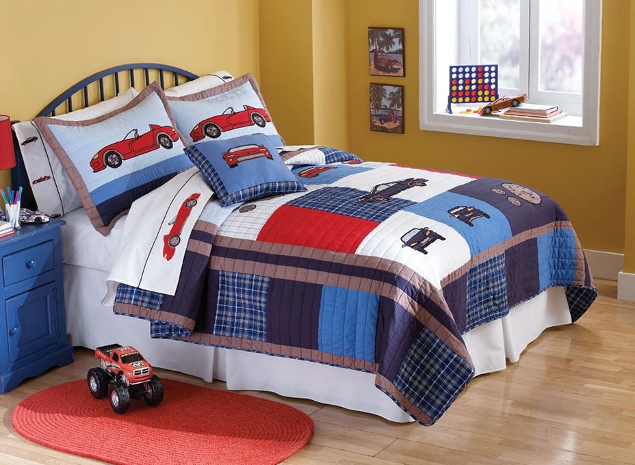 Queen Size Bedding For Boys
