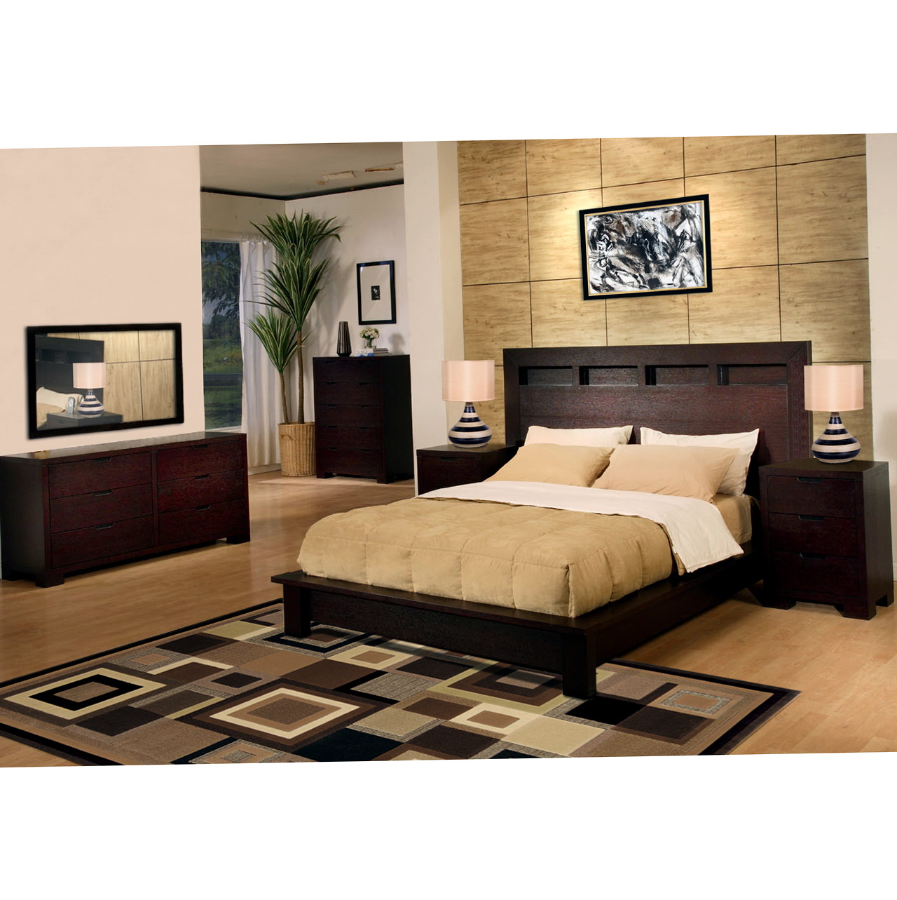 Queen Size Bedroom Sets 2