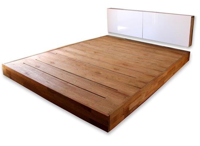 Queen Size Platform Bed Frame Dimensions