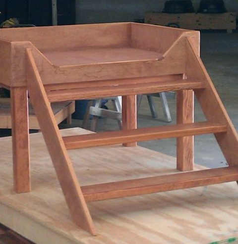 Raised Dog Beds With Stairs