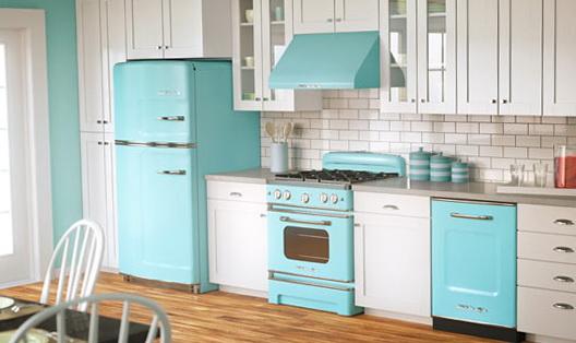 Retro Small Kitchen Appliances