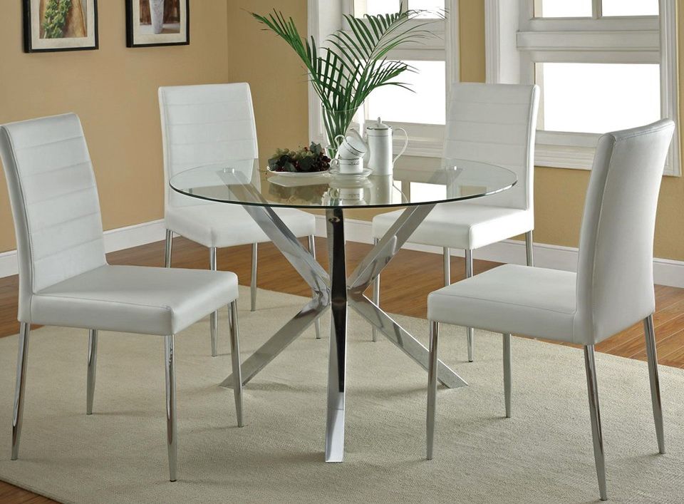 Round Modern Kitchen Tables