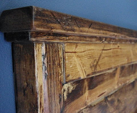 Rustic Headboards For Queen Beds