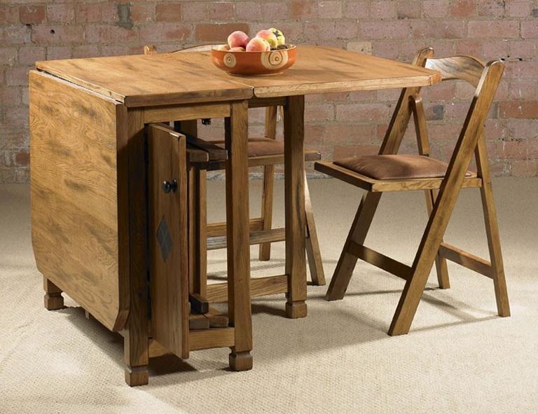 Ryland Drop Leaf Kitchen Table