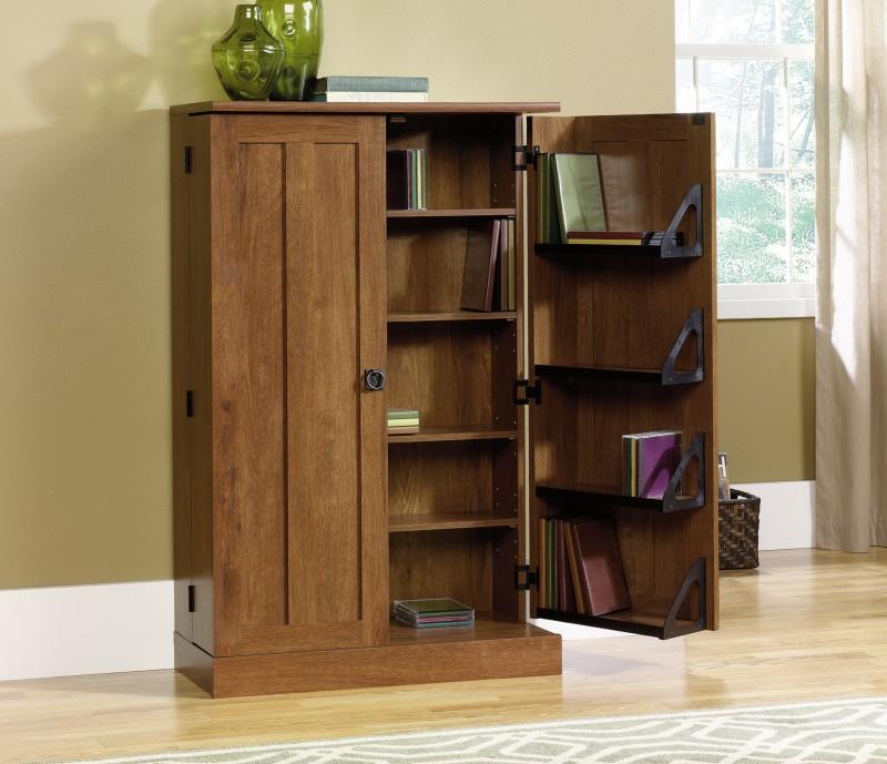 Sauder Storage Cabinet With Doors