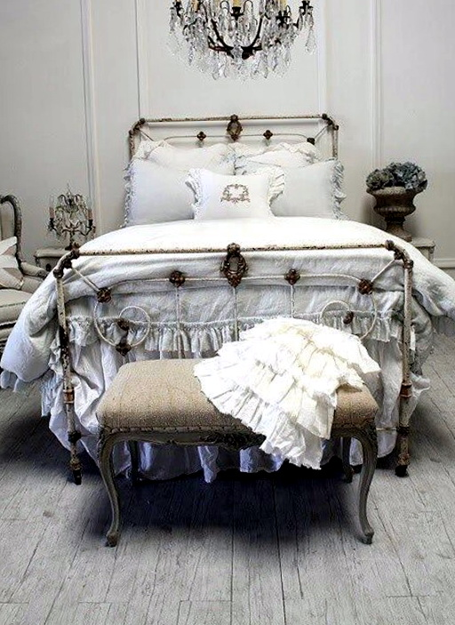 Shabby Chic Bedroom Ideas Diy