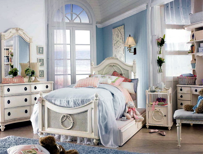 Shabby Chic Bedroom Ideas For Teenage Girls 2