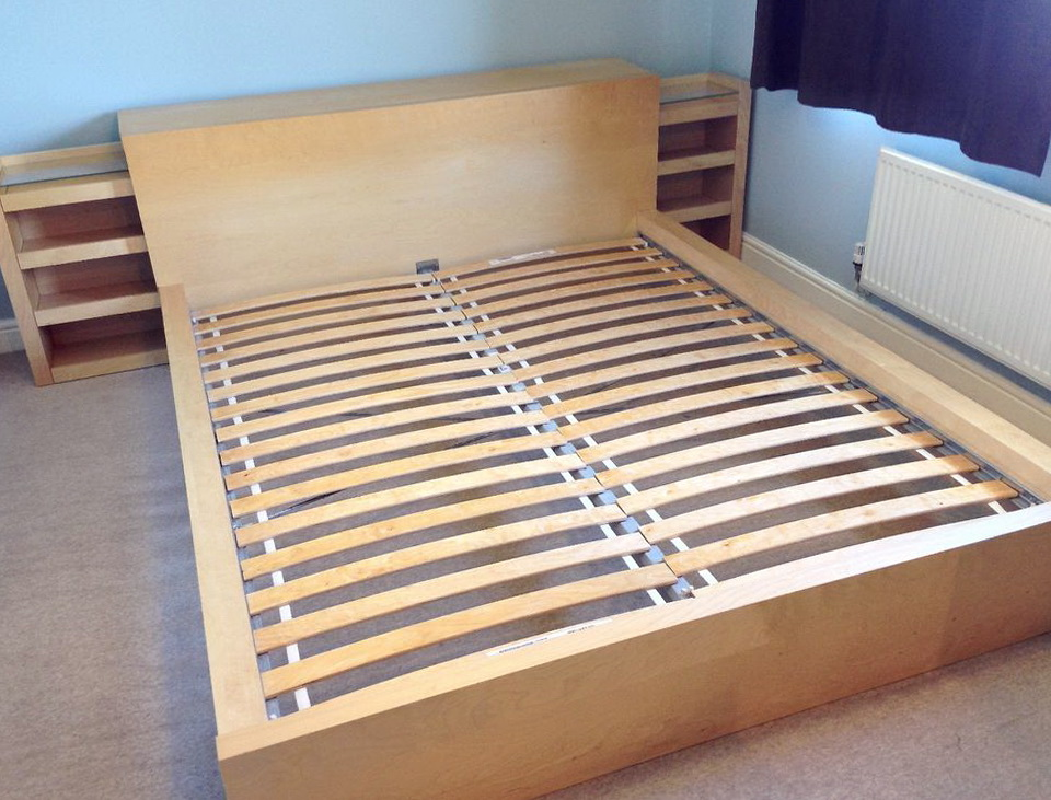 Slatted Bed Base Malm