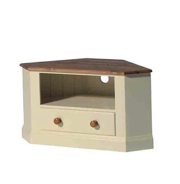 Small Corner Media Cabinet