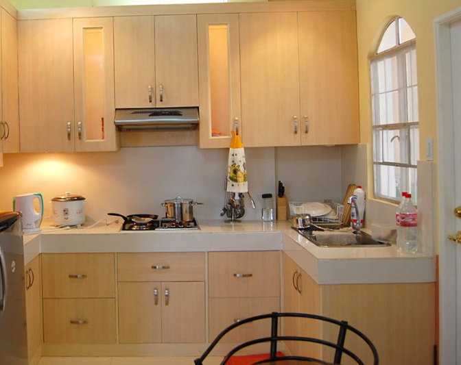 Small Kitchen Designs Philippines