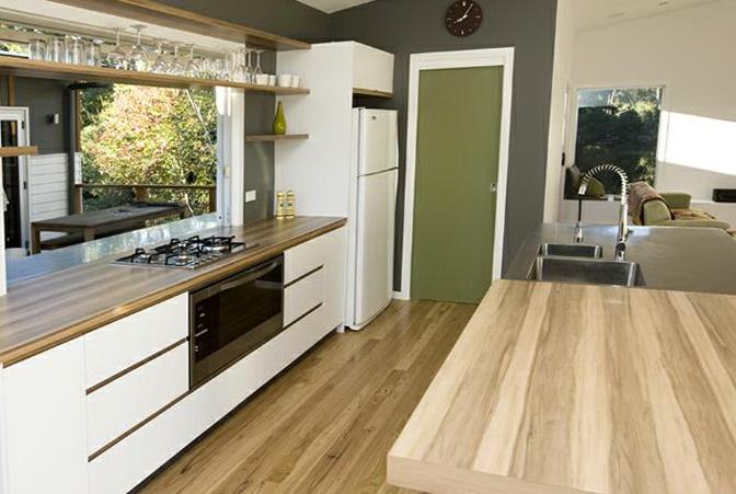 Small Kitchen Flooring Options