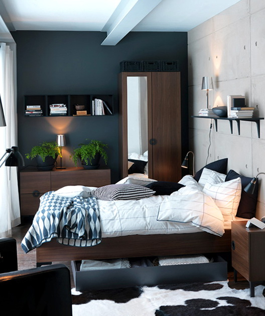 Small Master Bedroom Ideas Ikea
