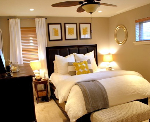 Small Master Bedroom Ideas Pinterest