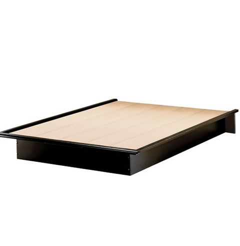South Shore Basics Full Platform Bed