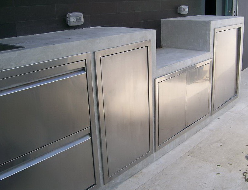 Stainless Steel Kitchen Cabinets Florida