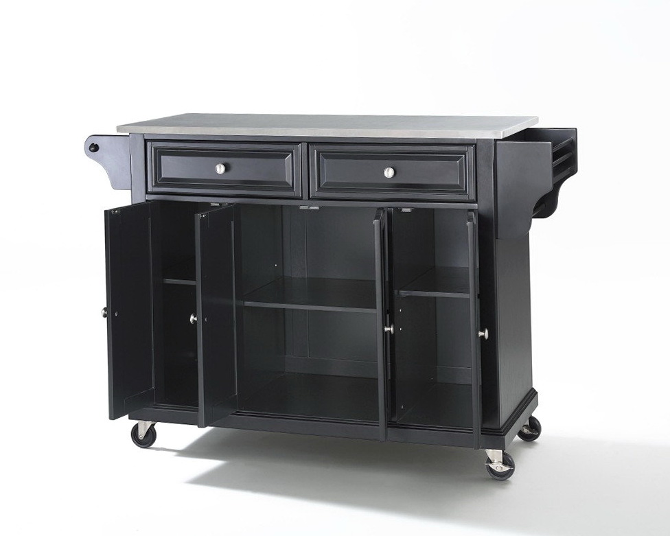 Stainless Steel Kitchen Island Cart