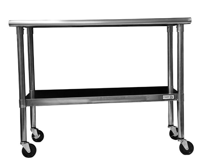 Stainless Steel Kitchen Island On Wheels