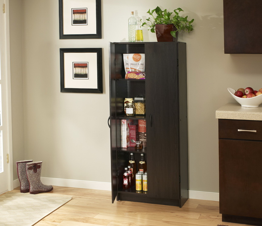 Stand Alone Kitchen Storage Cabinets