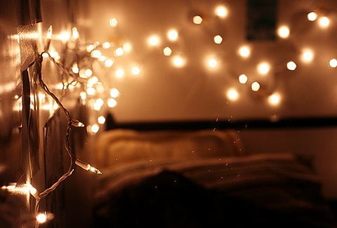 String Lights For Bedroom Tumblr