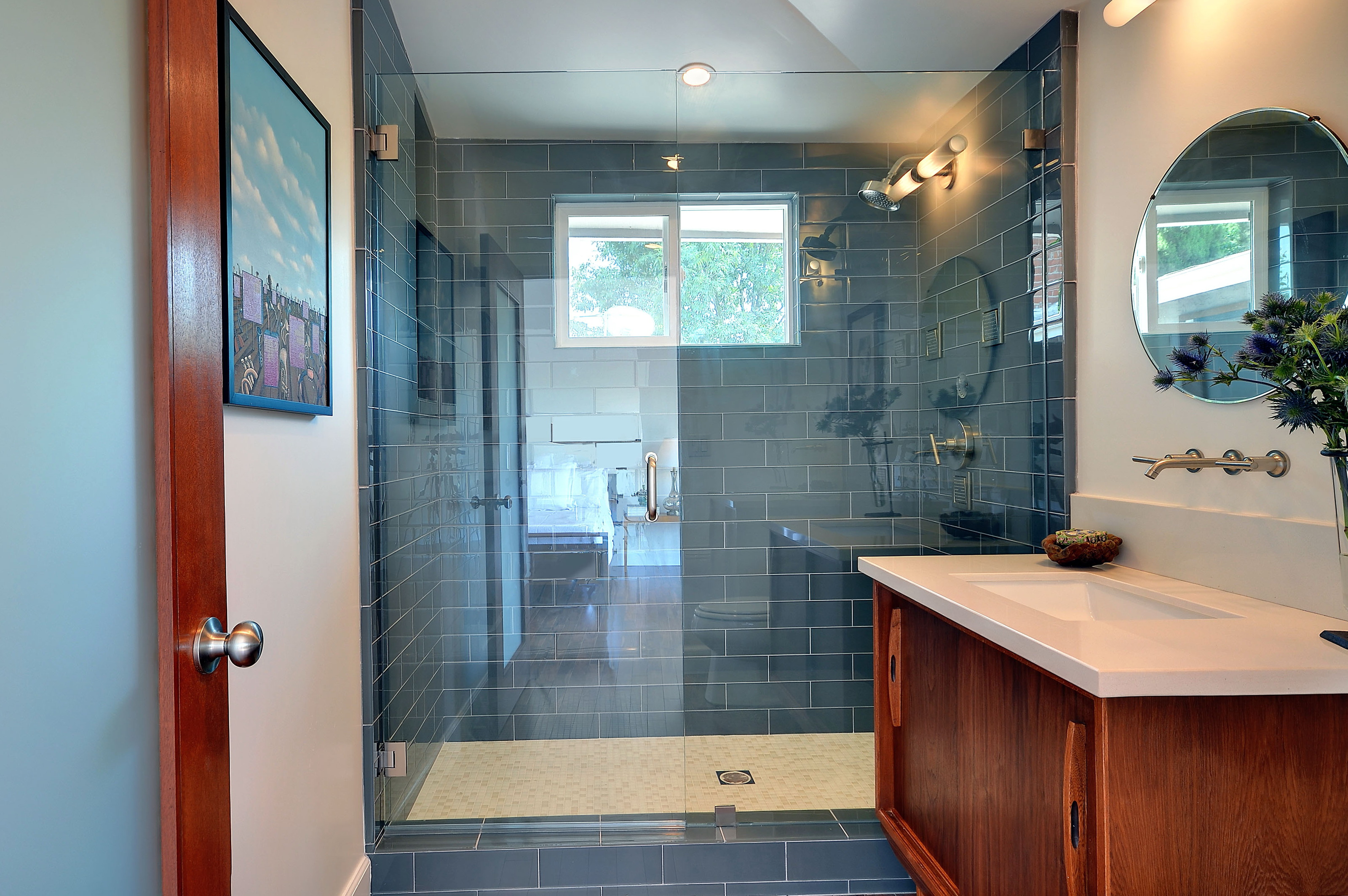 Subway Tile Bathroom Backsplash