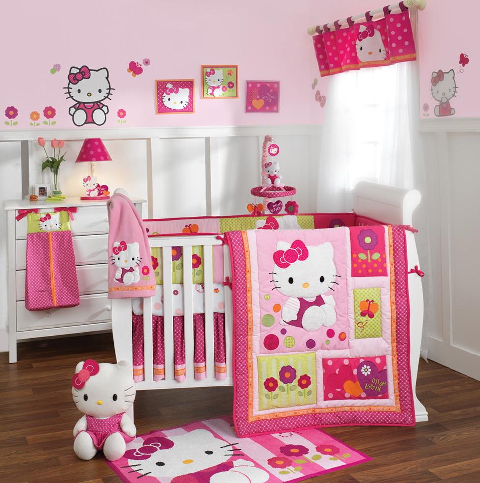 Toddler Girl Bedding Sets