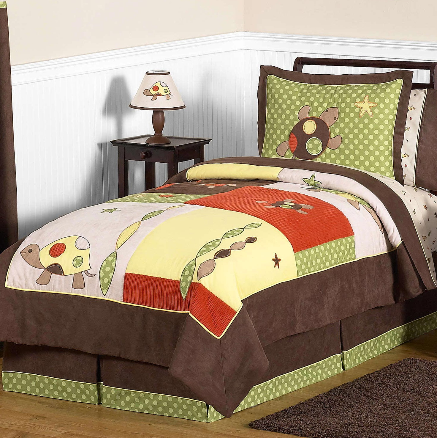 Toddler Girl Bedding Twin Size