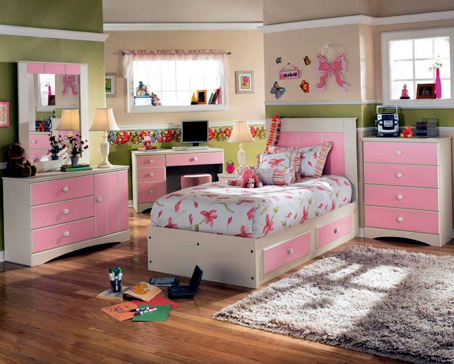 Toddler Girls Bedroom Furniture