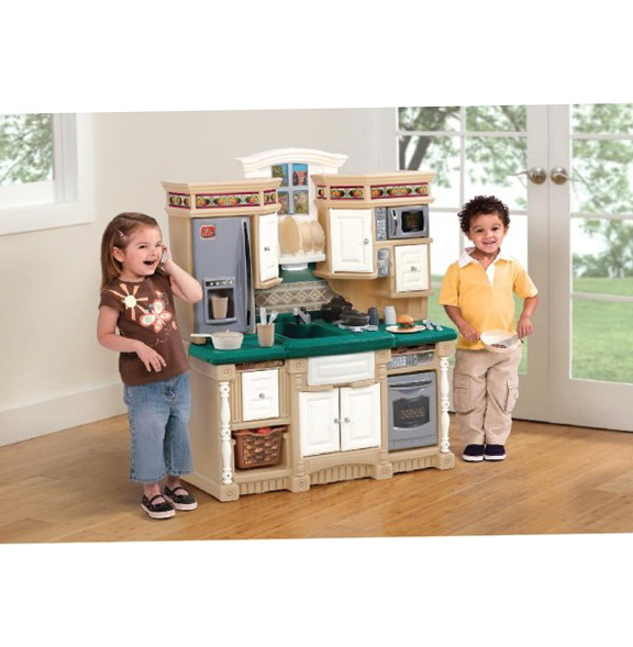 Toy Kitchen Sets Step 2