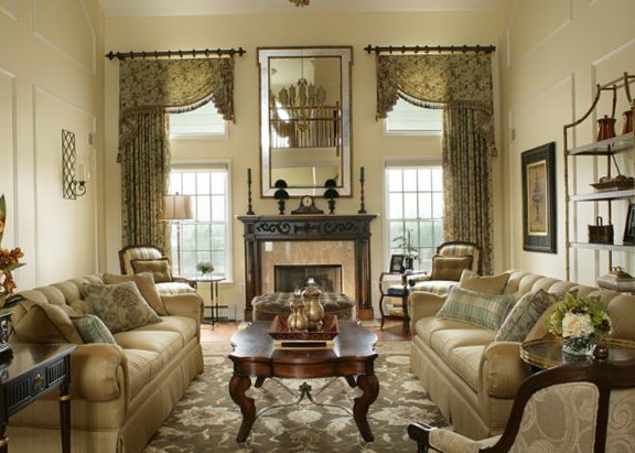 Traditional Living Room Furniture Sets