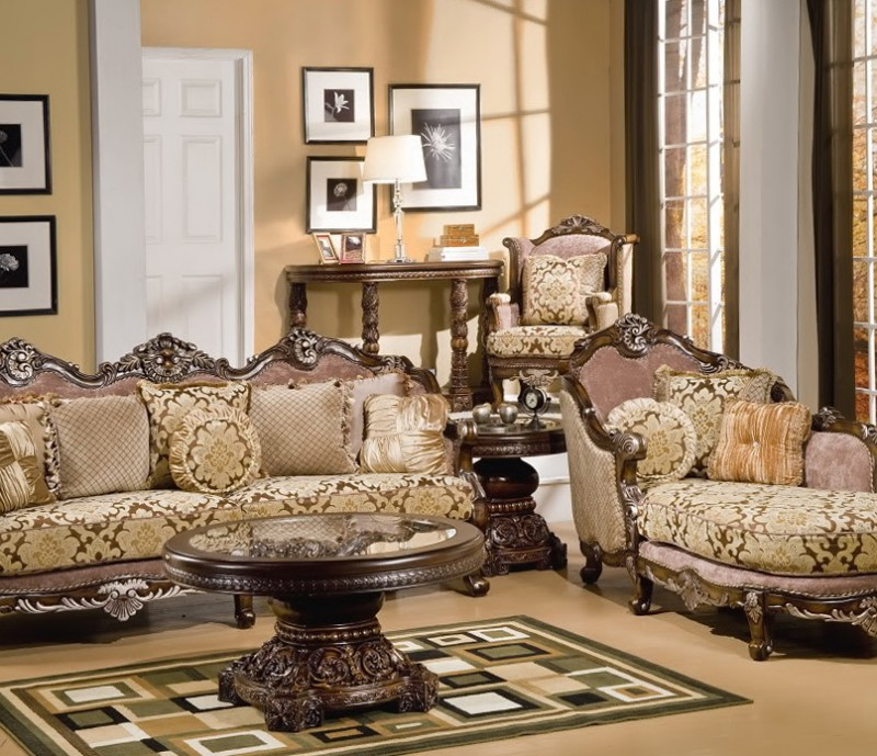 Traditional Living Room Furniture Stores