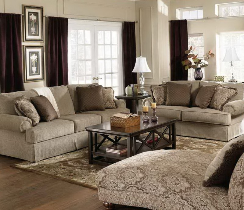 Traditional Living Rooms Decorating Ideas