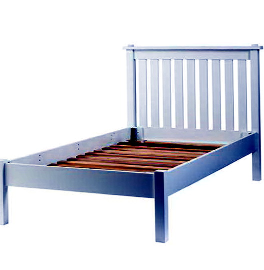 Twin Bed Frame White