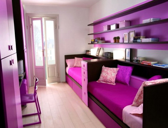 Twin Girls Bedroom Furniture