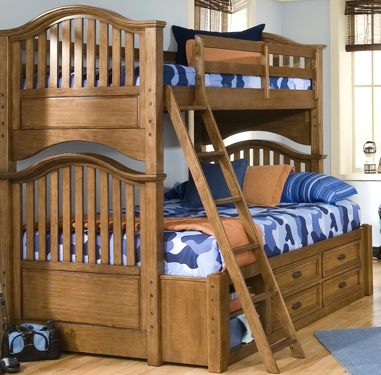 Twin Over Full Bunk Beds Cheap