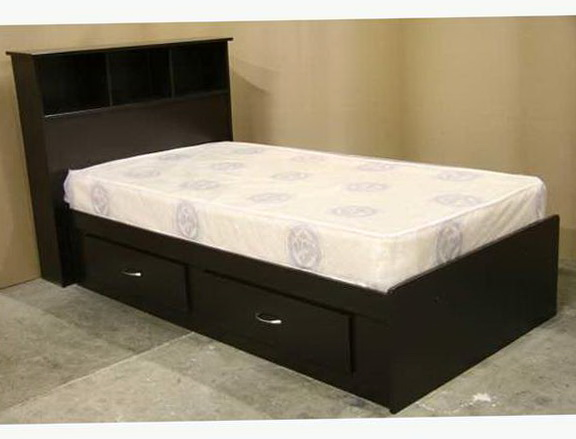 Twin Size Bed Frame And Mattress