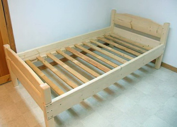 Twin Xl Bed Frame Plans