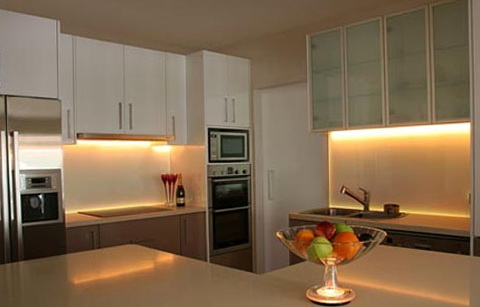 Under Cabinet Lighting Ideas