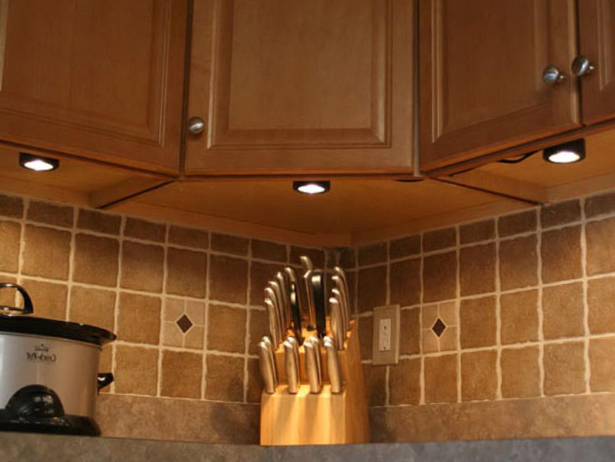 Under Cabinet Lights Kitchen
