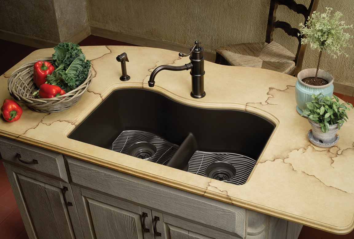 Undermount Kitchen Sink Granite