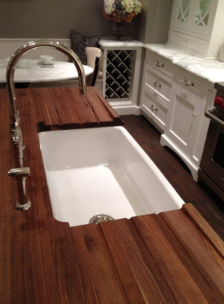 Undermount Kitchen Sink Installation