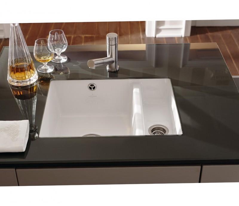 Undermount Kitchen Sink White
