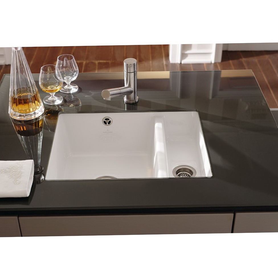 Undermount Kitchen Sink White