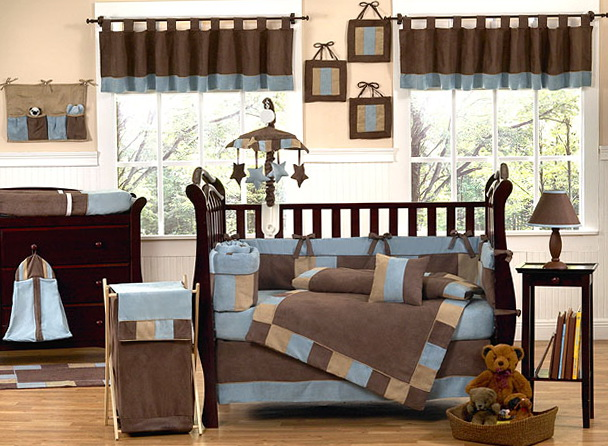 Unique Boy Crib Bedding Sets