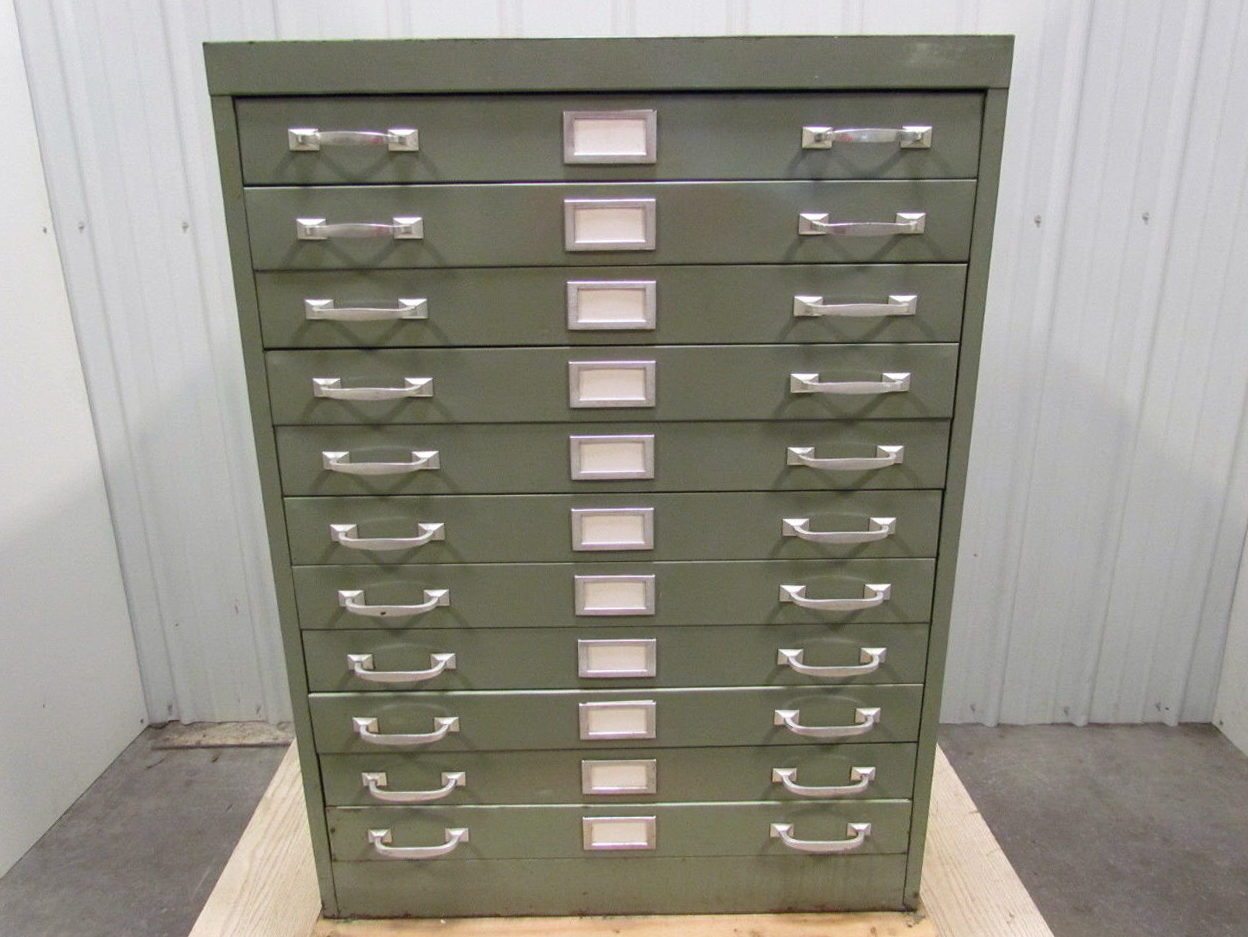 Used Flat File Cabinet